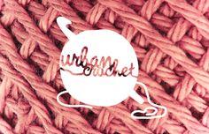 Urban Crochet Logo Design - tr!nk design