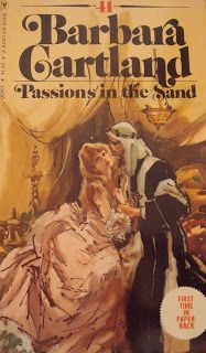 Romances de Barbara Cartland