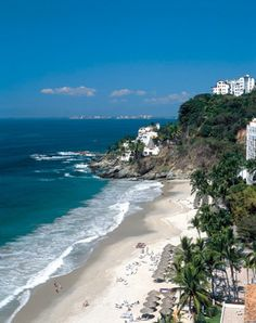 Puerto Vallarta is a vacation hotspot.