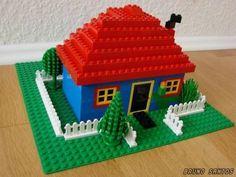 Lego Basic, Lego Design, Manual Lego, Easy Lego Creations, Minecraft Lego, Casa Lego, Classic Lego, Lego Craft, Lego For Kids