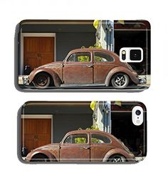 Rusty brown customized Volkswagen Beetle Cellphone Cover Case Apple iPhone 6 Plus  Categories: Transport By Road Car Technology Transportation Traffic Fotolia image from TTStock Country: Niederla...