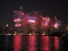 nyc fireworks - Google Search