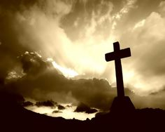 God cross   Just as the Cross was lifted up above this world, so the Word of God ...
