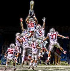 OHIO STATE FOOTBALL 2014 NATIONAL CHAMPIONS-TAYLOR WILHELM.