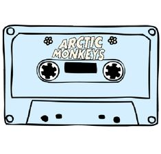 """""""I make you an Arctic Monkeys mixtape!"""" best thing you could hear from a man Love Band, Cool Bands, Arctic Monkeys Tattoo, Monkey Drawing, Indie, Monkey Tattoos, Monkey 3, Aesthetic Stickers, My Favorite Music"""