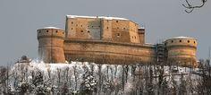 San Leo y su imponente fortaleza - http://www.absolutitalia.com/san-leo-y-su-imponente-fortaleza/