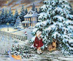 Красивая открытка Зима. Открытка. Зима картинки скачать бесплатно анимационные блестящие картинки и открытки для поздравления