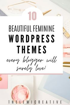Do you have a WordPress blog or website and are you struggling to find blog theme ideas that will level up your WordPress website design? In this article, I have compiled 10 amazing premium WordPress themes for bloggers that you will love! #wordpress101 #wordpresstheme #wordpressthemeblog