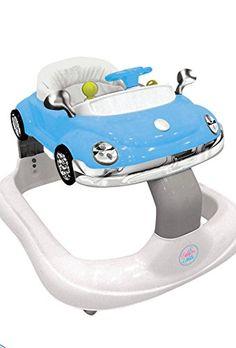 820cad5ca60a7 Sogno di Mamma vi propone questo simpatico girello a forma di auto con…