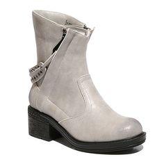 10539eae6bd50 2 Lips Too Womens React Block Heel Zip Bootie - JCPenney