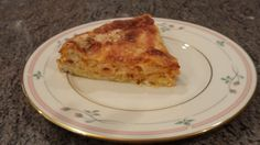 Cooking from the Heart  What to do with a bit of leftover pasta ? Pasta Frittata A La Filomena. A savory mixture of eggs, cheese and pasta oven baked to crispness on the outside and creamy on the inside. Always Cook with Passion!!!! Filomena