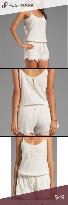 Joie NWT XS Liyah Porcelain romper Joie NWT XS Liyah Porcelain romper Joie Other