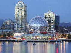 Top 10 things to do in Vancouver, Vancouver, British Columbia - Canadian Sky