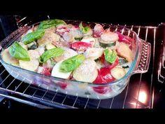 Môžete uvariť obed a mať viac voľného času! # 288 - YouTube Chipotle Rice, Zucchini Rice, Veg Dishes, Greek Recipes, Free Time, Fruit Salad, Food Videos, Easy Meals, Potatoes