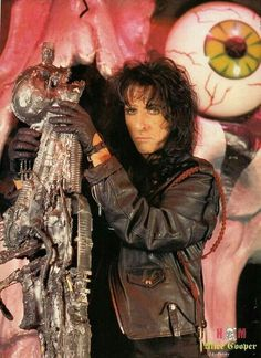 Detroit, Alice Cooper, Playing Guitar, Hard Rock, Bands, Star, Friends, People, Musica
