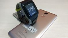 Linking the TomTom Multi-Sport Watch with Your Xiaomi Redmi Note 3