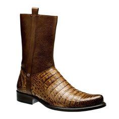 47f9d180fffc Cuadra Men's Caiman Belly Dress Boot 801FWCT – VaqueroBoots.com Krokodil,  Cowboy Csizmák,
