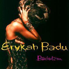 #1 album the month of March 1997: Erykah Badu - Baduizm
