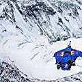 Valery Rozov BASE Jumps From Mt Everest