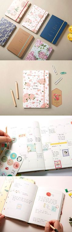 It's beautiful and useful, and it has cool additional features for convenient and fun use! I totally understand what makes this a  'Premium' Planner!