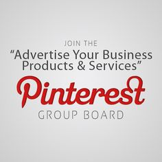 Advertise Your Business Products & Services Leave your ADD ME message here if you would like to join this board.