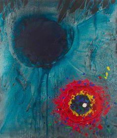 John Hoyland (British: 1934–2011) - Another World 14–10–05