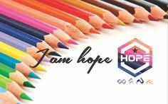 """full colour #harapanku ,""""pusingpusing"""