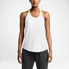 Damska koszulka treningowa bez rękawów Nike Elastika 2.0. Nike Store PL