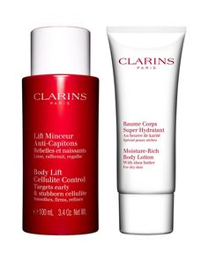 Gift with any $100 Clarins purchase!