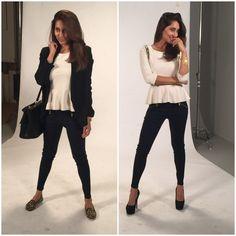 Anusha style..<3 Anusha Dandekar, Actors, Suits, How To Wear, Style, Fashion, Swag, Moda, Fashion Styles