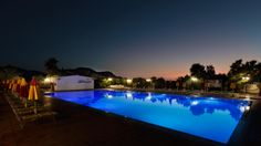 Swimming Pool for adults - Sunset Torre del Porticicolo