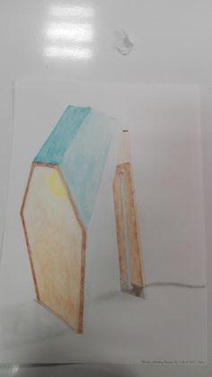 Dibujo con lápices acuarelables