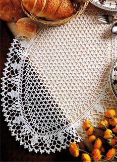 Delicadezas en crochet Gabriela: Carpetas