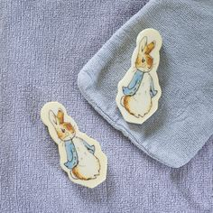 Peter Rabbit soap :)