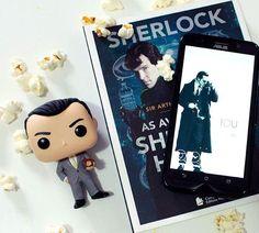 Finalmente assisti o terceiro e último episódio da quarta temporada de #Sherlock. Gostei do que vi apesar da crítica negativa e apesar de não estar confiante da possível 5 temporada devo dizer que a quarta terminou de forma justa. Sem spoilers (claro) o meu episódio favorito continua sendo o segundo onde tivemos um Sherlock autodestrutivo e obcecado.