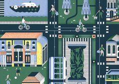 Ampere - Matt Chase | Design, Illustration