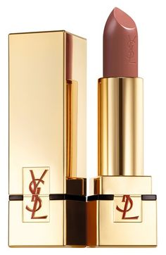 Yves Saint Laurent 'Rouge Pur Couture' Lip Color available at #Nordstrom- Blond Ingenu