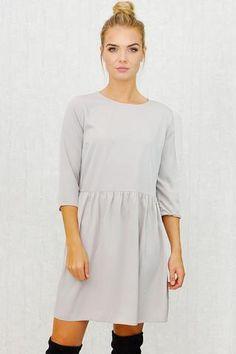 Swing Dress, Cold Shoulder Dress, Collection, Dresses, Fashion, Moda, Vestidos, Fashion Styles, Dress