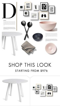 """Dining, Contemporary"" by pattykake ❤ liked on Polyvore featuring interior, interiors, interior design, home, home decor, interior decorating, Mud Australia, BoConcept, Blu Dot and Libeco"