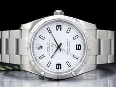 Rolex Air King Rolex Airking Ref Usato Nuovo Prezzo Rolex Air King, Prezzo, Michael Kors Watch, 3, Accessories, Watches Michael Kors, Jewelry Accessories