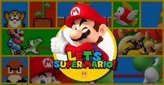 Nintendo célèbre les 30 ans de Super Mario Bros. Regardez cette vidéo destinée aux fans de Super Mario, puis participez à cette célébration en postant la vôtre.