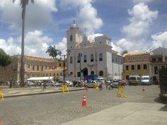 Salvador - Largo Terreiro de Jesus. Igreja de São Bento.