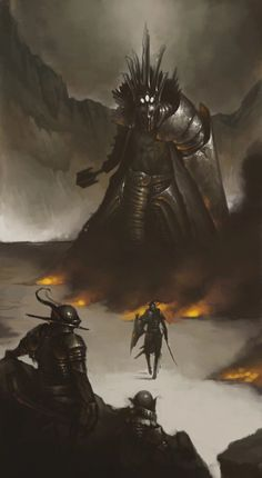 Image from http://i0.wp.com/fc08.deviantart.net/fs70/f/2010/136/0/0/Morgoth_and_Fingolfin_2_by_Mentosik8.jpg?resize=600%2C1095.