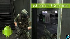 Love all that suspense and killing? Where you can do it better then in a Mission game? We have made list of Top 10 Best Mission Games for Android. Latest Android Games, Latest Games, Mission Game, Android Tutorials, Xbox, Apps, Life, App, Xbox Controller