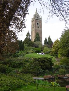 Brandon Hill and Cabot Tower, Bristol, EnglandCopyright: Mike Rix Cabot Tower, London Dreams, Tours Of England, England Ireland, English Countryside, British Isles, Great Britain, Places To See, United Kingdom