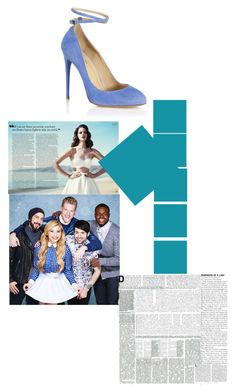 """""""Blue"""" by mp18-1 on Polyvore featuring Aquazzura"""