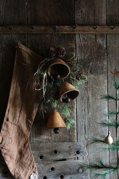Antique bells!