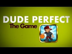 dude perfect game free