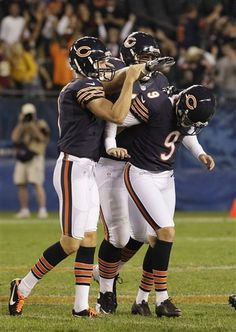 1c2049eb4 Robbie Gould - can I say how much I love this picture!! Robbie Gould