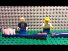 ▶ No Voy A Levantarme: Lego Version - YouTube